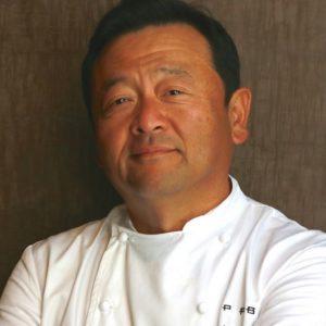 Chef Ken Tominaga