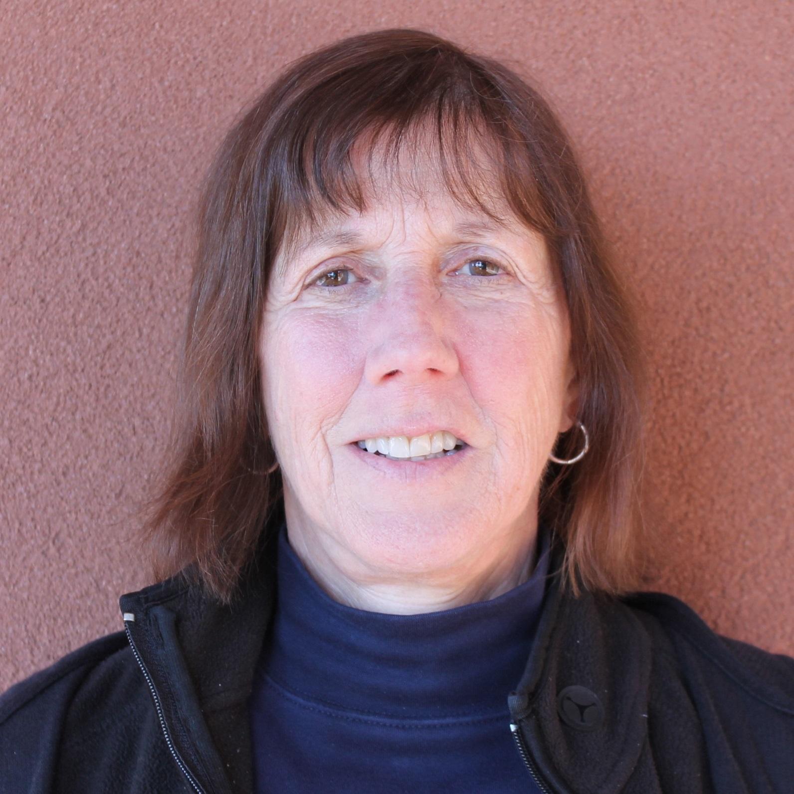 Carole Eade, volunteer