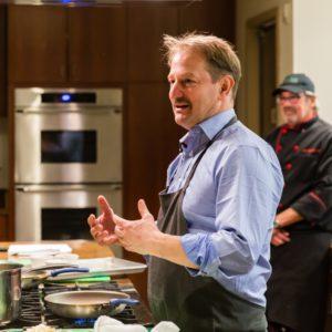 Chef Ron Siegel of Madcap